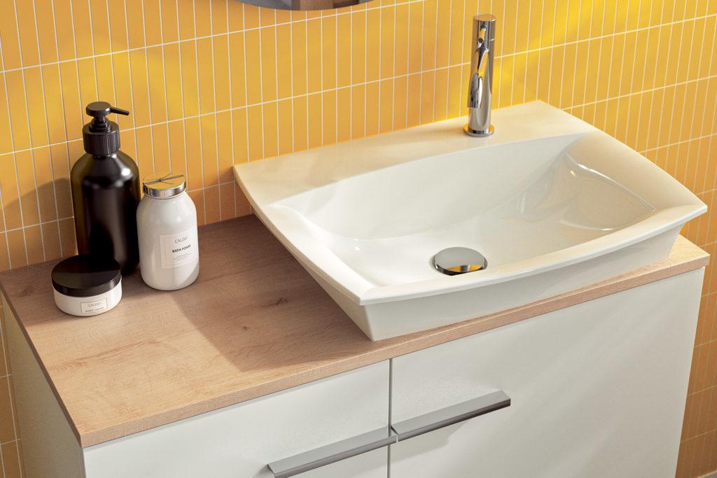 Meuble vasque Picpus pour petits espaces