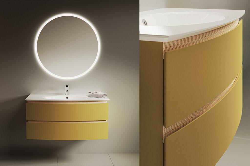BEL AMI, meuble de salle de bains