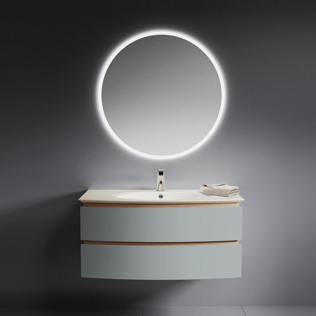 Meuble vasque Bel Ami par DECOTEC